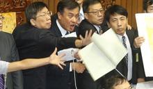 國民黨進退失據,拉高抗爭到控告蘇嘉全的荒謬!