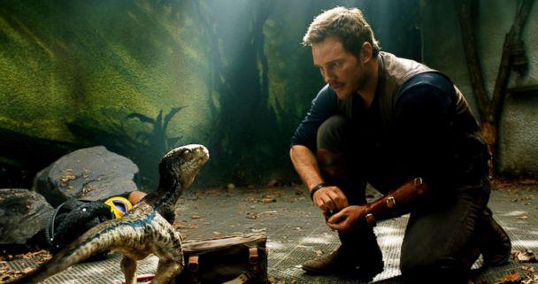 PHOTO: Chris Pratt in a scene from 'Jurassic World: Fallen Kingdom.' (Universal Pictures)