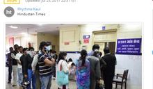 印度豬流感被懷疑變種 4成死者是青年