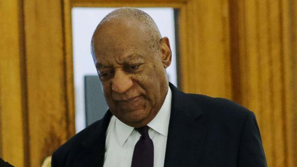 PHOTO: Bill Cosby arrives for his trial on sexual assault charges at the Montgomery County Courthouse, June 6, 2017, in Norristown, Pa. (Eduardo Munoz Alvarez-Pool/Getty Images)