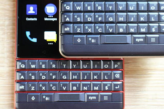 BlackBerry Key2 LE Hands On