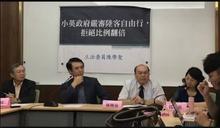 中客入台拒簽率過高?陳學聖遭美政策打臉