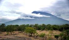 阿貢火山噴煙700公尺 居民急撤