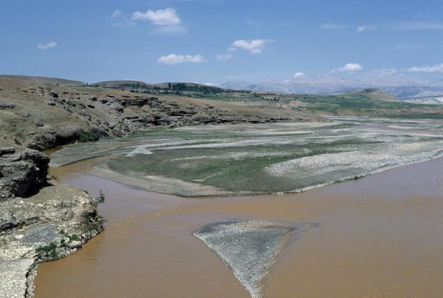 Teile des Taurusgebirge in der Türkei sind tatsächlich Überreste eines Kontinents namens Greater Adria DeAgostini/Getty Images)