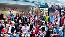銜接國際交流資源 文藻外大「原住民族學生資源中心」揭牌