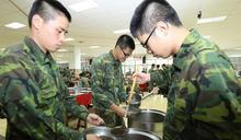 新北部隊服務到家 「立冬」讓國軍吃補暖胃又紓壓