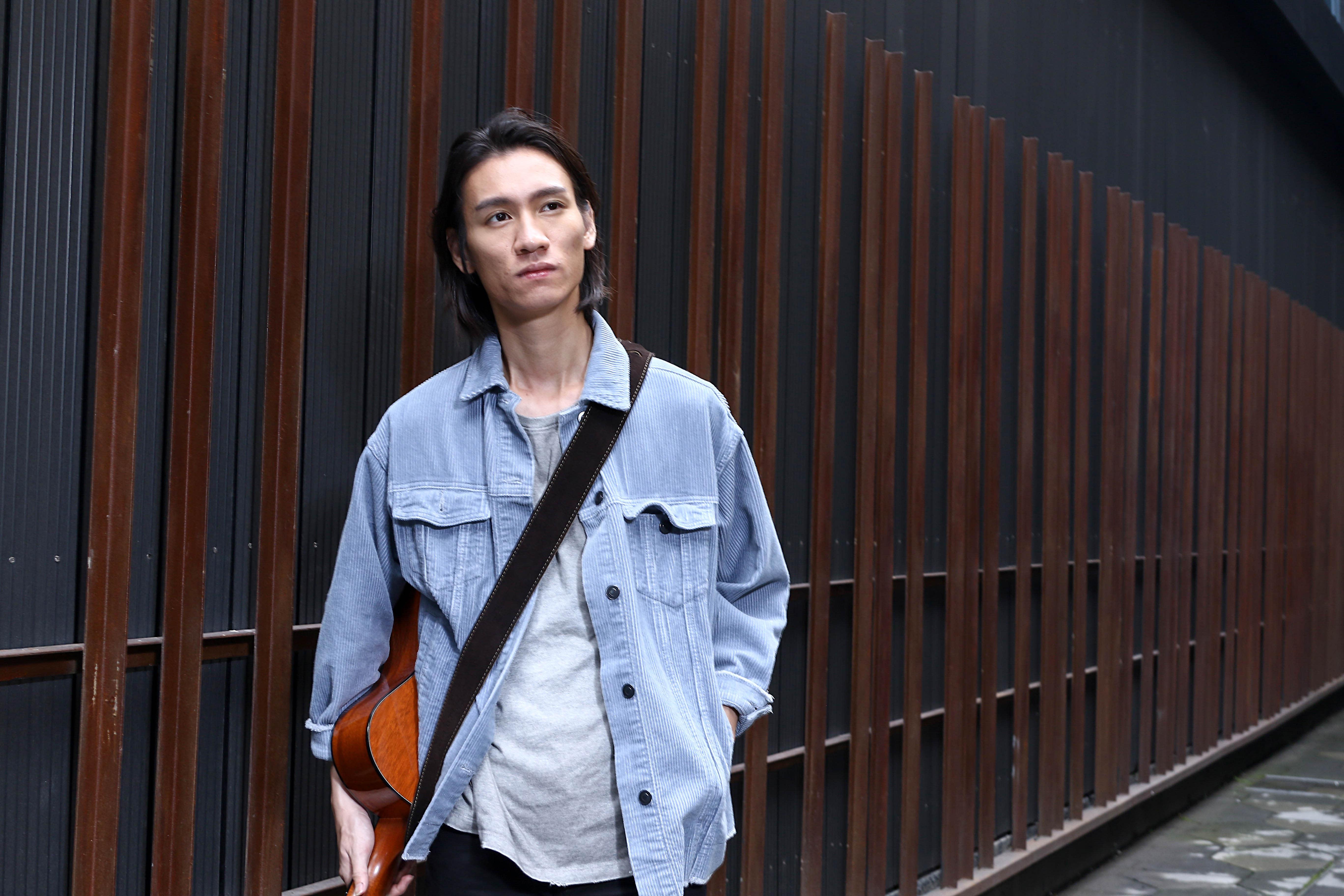 金曲獎/「音樂流浪者」柯智棠:當歌手要開心,才能做得下去