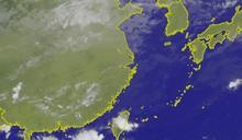 東北風到 溫略降 賞月受雲層影響