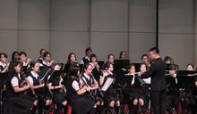 南市學生音樂比賽 台南女中管樂社奪優等第一名