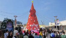 桃園聖誕村盛大登場 美式聖誕市集首現華泰