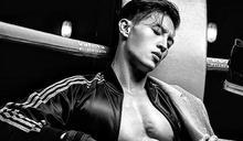 台版太陽男擁大肌肌 為戲練成筋肉人