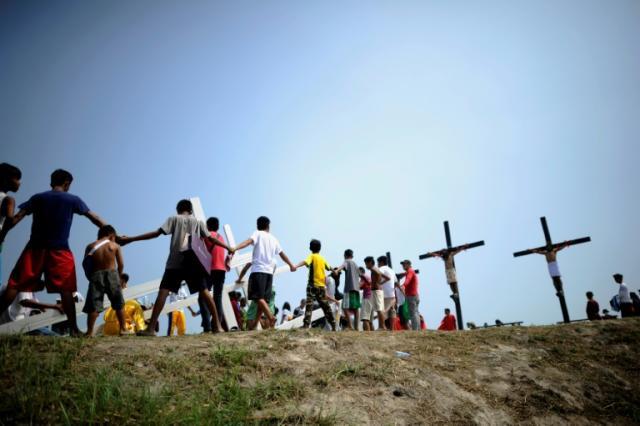 南亚和东亚对基督徒的迫害有所增加