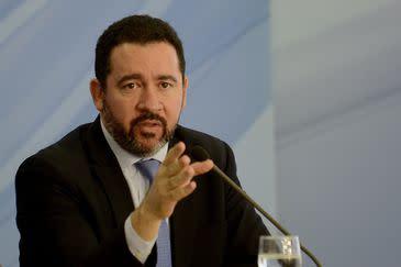 Entrevista com o presidente do BNDES, Dyogo Oliveira.