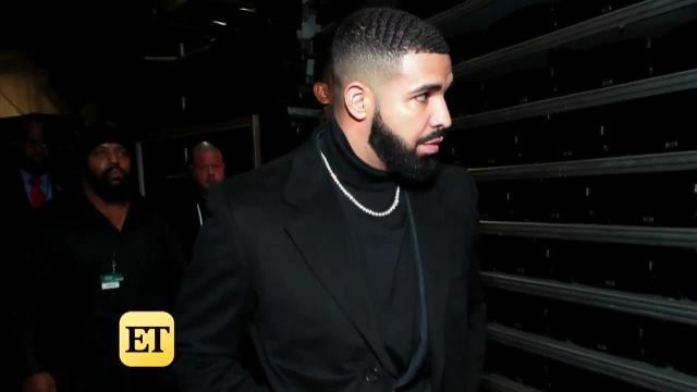 Drake's Speech Gets Cut Off as He Wins Best Rap Song GRAMMY for 'God's Plan'