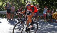 鯊魚哥尼巴利將來台 參加自行車登山王挑戰