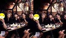 SJ藝聲、銀赫、東海和始源聚餐... 還有好久不見的「他」!
