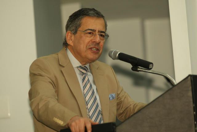 *ARQUIVO** CONTAGEM, MG, 23.10.2012: O jornalista Paulo Henrique Amorim em um evento do Sebrae, em Contagem. (Foto: Andre Brant/Hoje em Dia/Folhapress)
