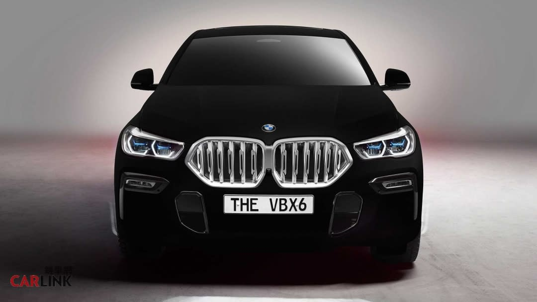 別再迷「消光」,這是真車你信嗎?BMW推出「吸光黑」特殊塗裝X6