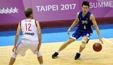 世大運》中華男籃成為亞洲第一 帕克:這批球員是台灣未來的棟樑