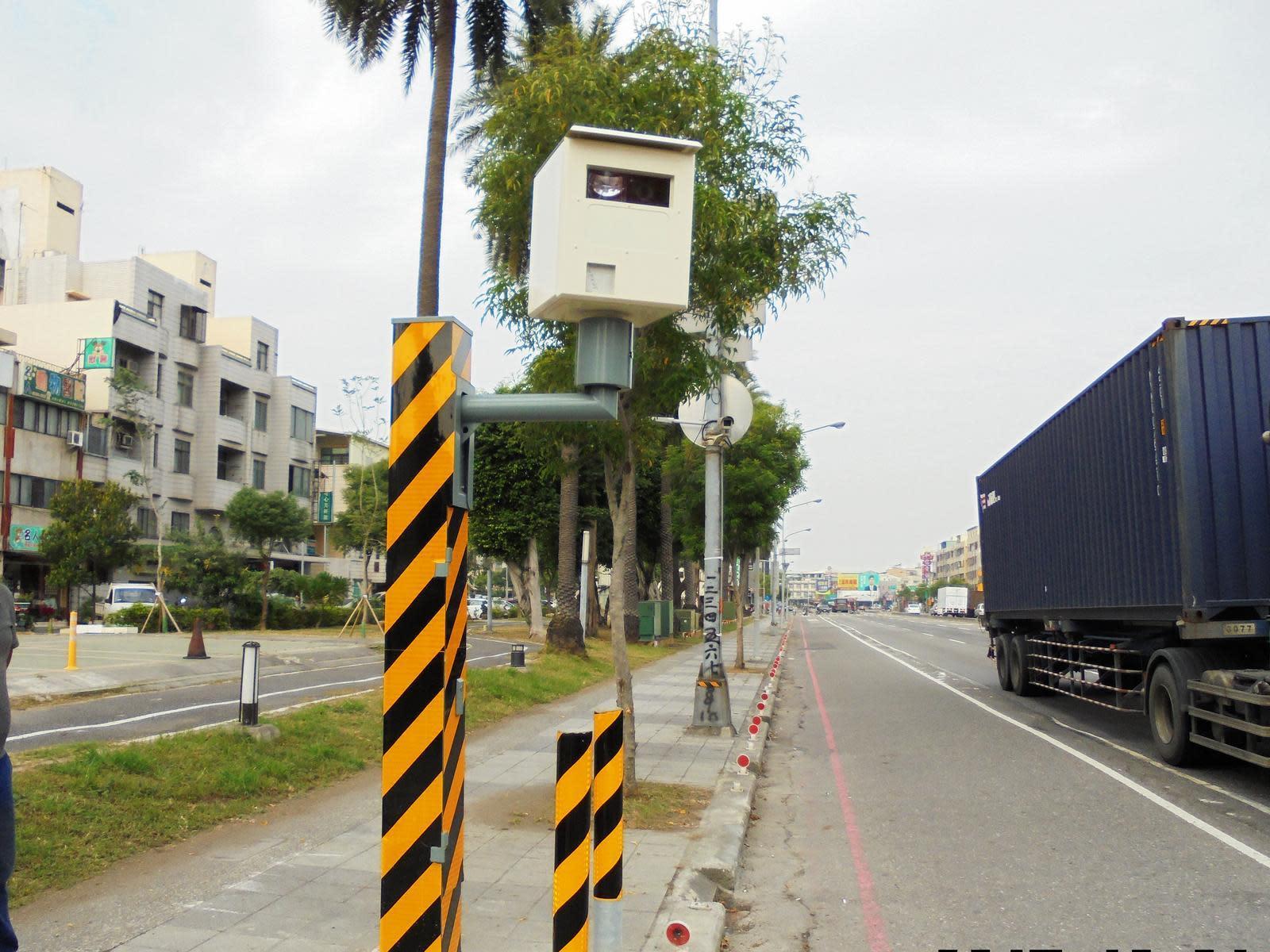 高警局增5處取締違規照相設備 6/11正式啟用