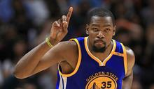 NBA》柯瑞缺陣杜蘭特領軍獻大三元 勇士輕取黃蜂獲5連勝
