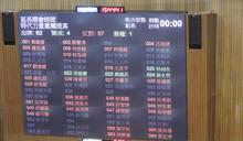 時力提案延會遭民進黨否決 公投法修正延至12日三讀