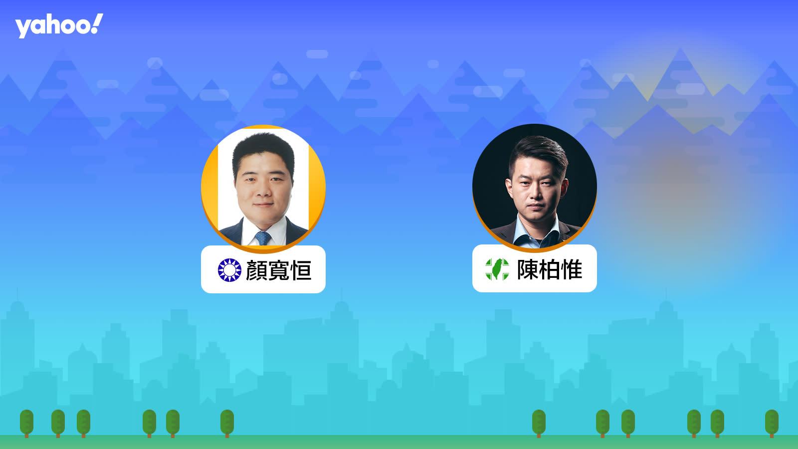 2020立委選舉台中市第二選區(沙鹿,烏日,大肚,龍井,霧峰,大里),你支持誰?