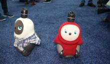 可愛又黏人的居家機器人 一個人在家都不孤單