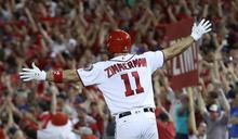MLB季後賽道奇8比5勝響尾蛇 2勝聽牌