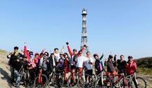自由車》鹽山&假亦真的黑面琵鷺 燈塔極點慢旅環島有亮點