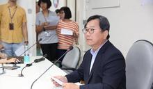 陳明文對張花冠道歉 宣布辭選對會召集人