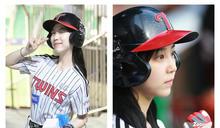 攝影機狂拍!韓國超甜美正妹球僮 網:想跟她一起打棒球