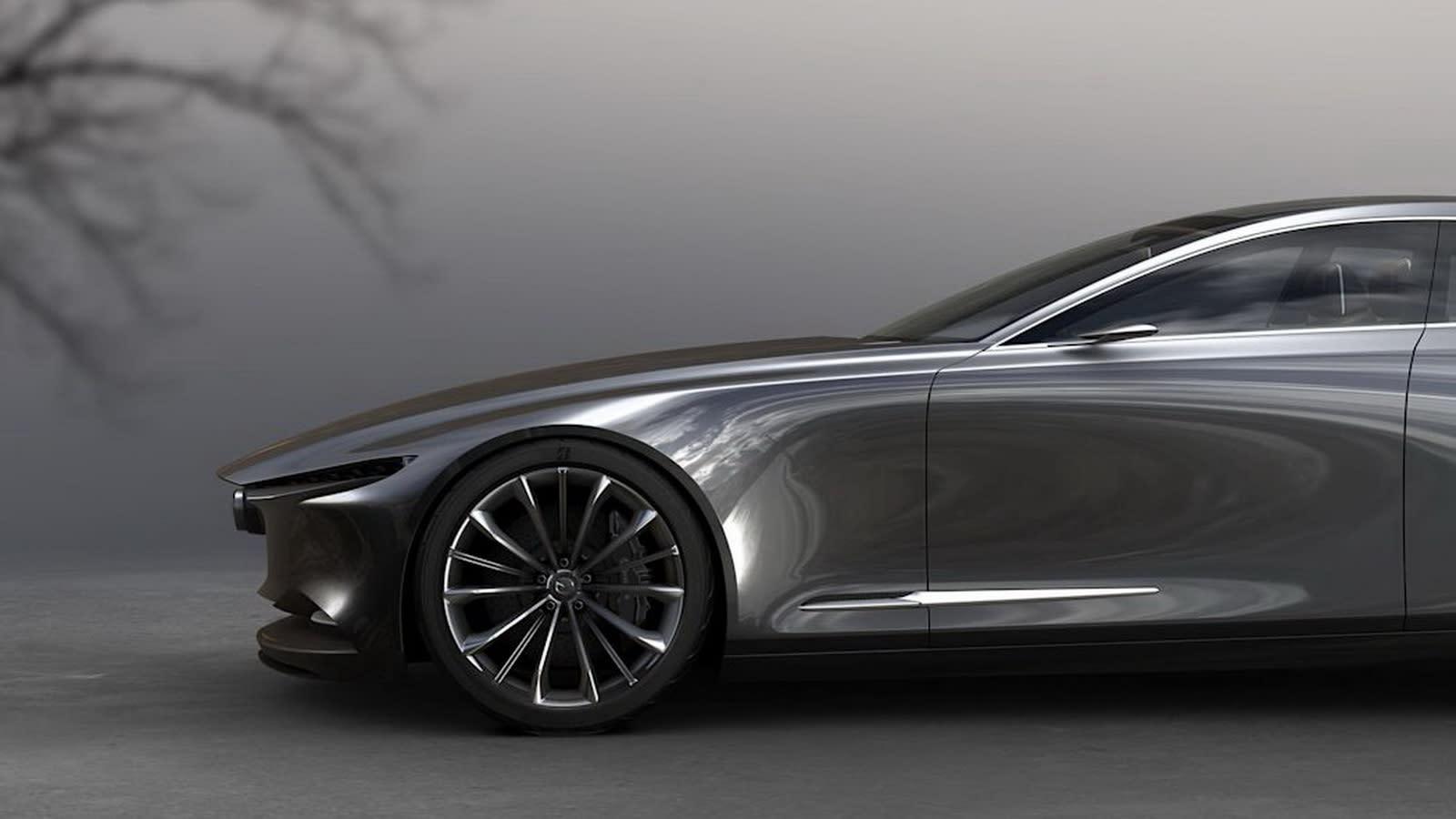 下一代Mazda6將搭RWD後輪驅動 與Toyota同採直列六缸引擎