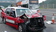 北大嶼山公路1死4傷車禍 2司機涉危駕被捕