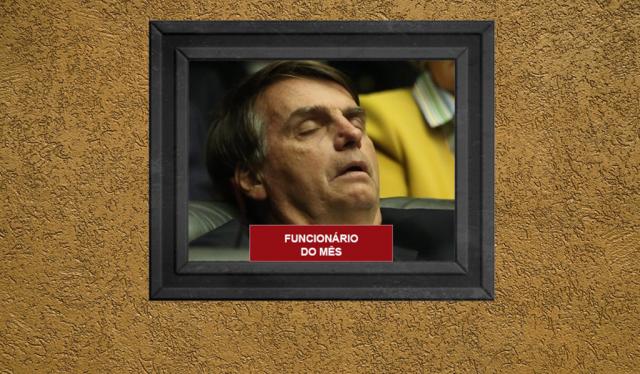 [OFF-TOPIC]Opinião : No fim, o Brasil elegeu o poste 0ab6dbb092ee29c5ada4d0b6ba474658