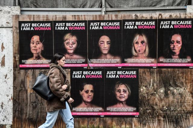 italia-violencia de género-política