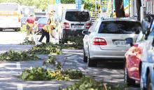 颱風報導 不要讓記者無端陷入險境
