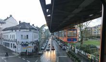 未來城市 邱鏡淳率團赴德國考察懸掛式輕軌與智慧LED