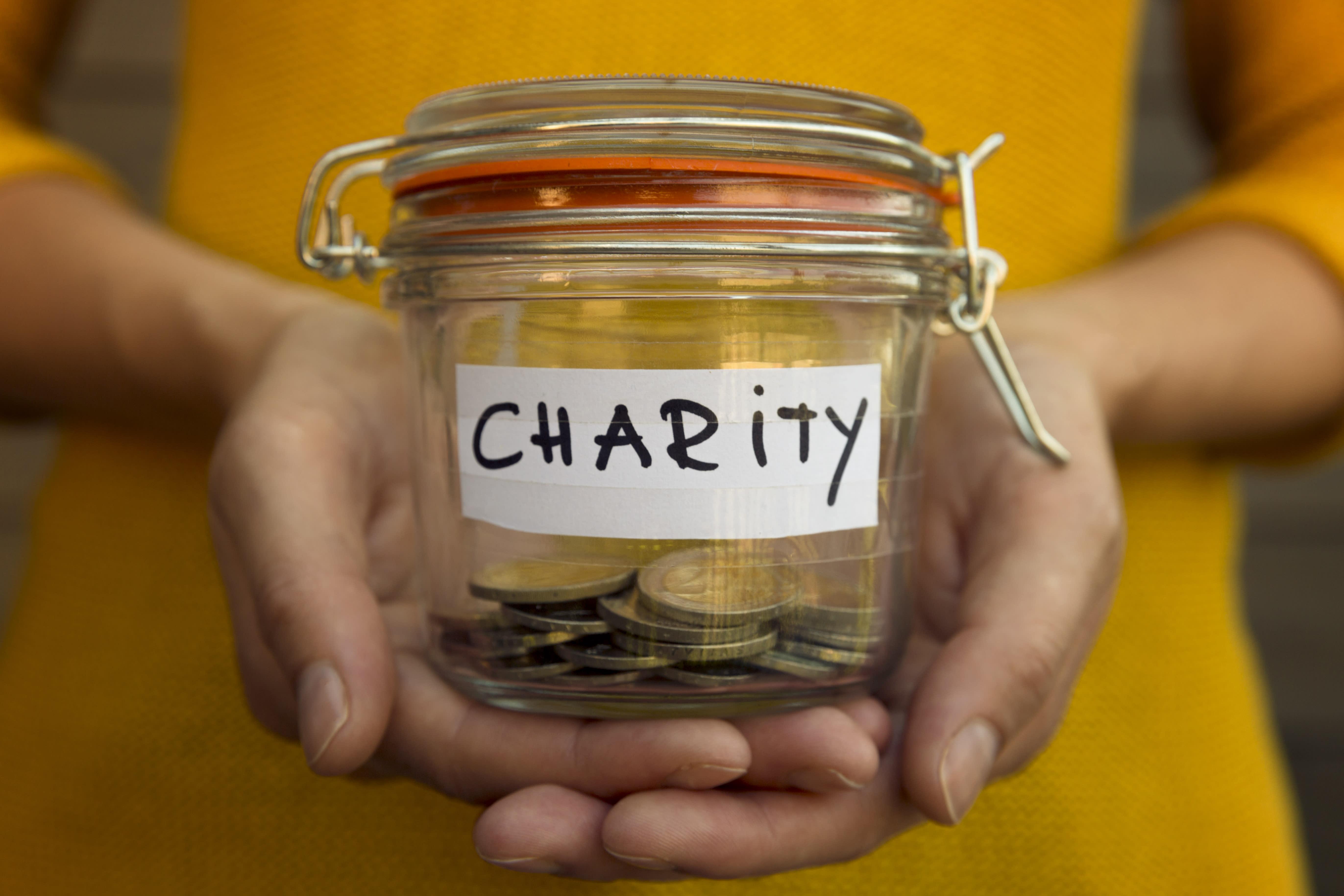 你曾捐款給公益團體嗎?