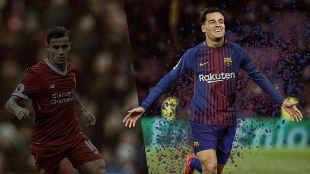 GFX Coutinho FC Barcelona