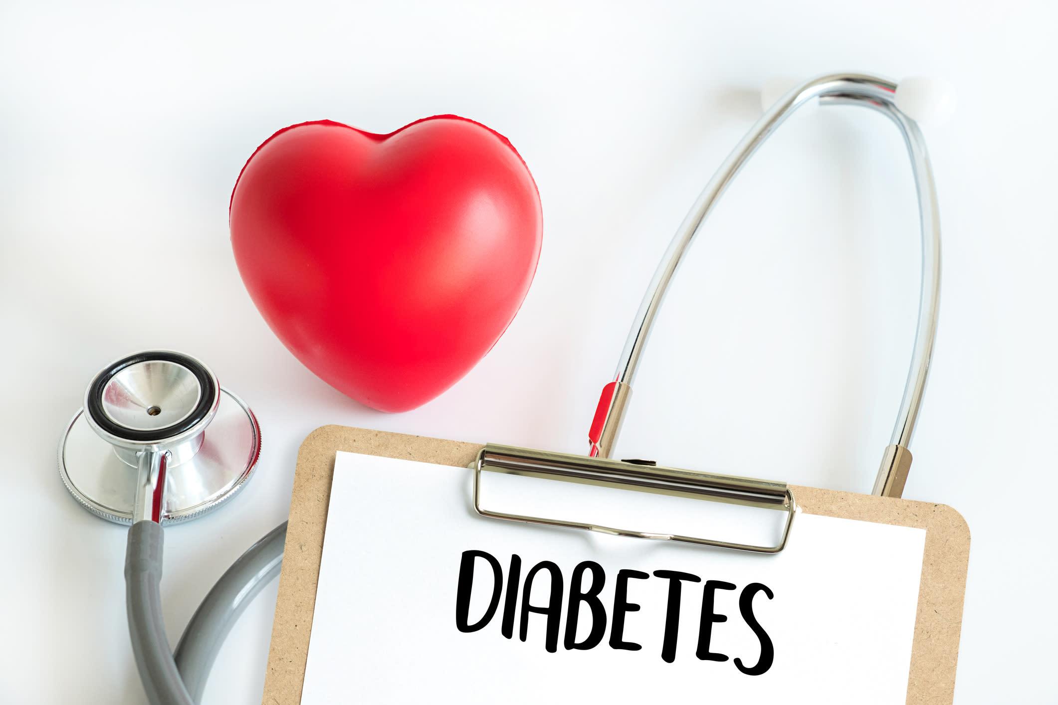 不只心肌梗塞或中風 醫籲罹糖尿病應防心衰竭