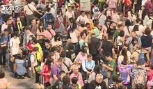 8團130名武漢陸客在台 觀光局透露因應措施