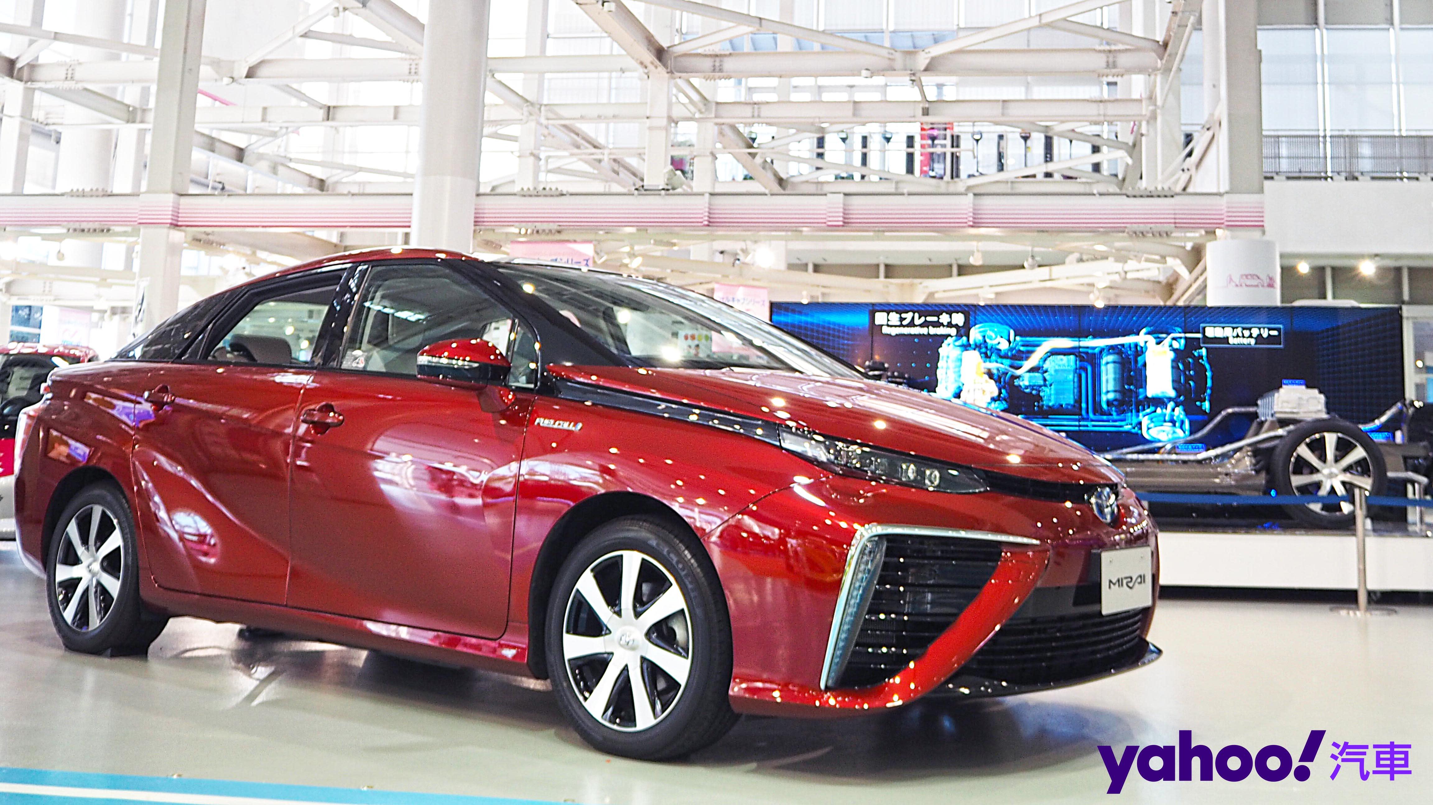 潮到出水的移動未來式!氫燃料電池車發展輕解析!