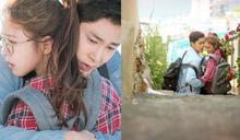 OCN新劇《Melo Holic》公開劇照 鄭允浩&景收真「不能戀愛體質」卻愛的抱抱!?