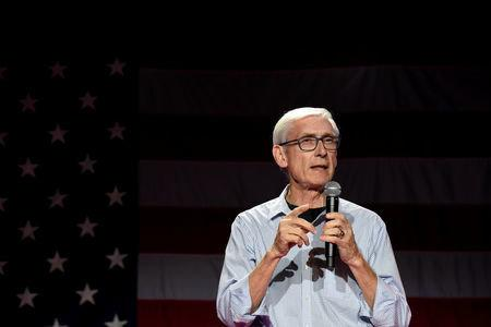 Republicans are trying to hamper Wisconsin Gov.-elect Tony Evers before he's even sworn into office. (Reuters)
