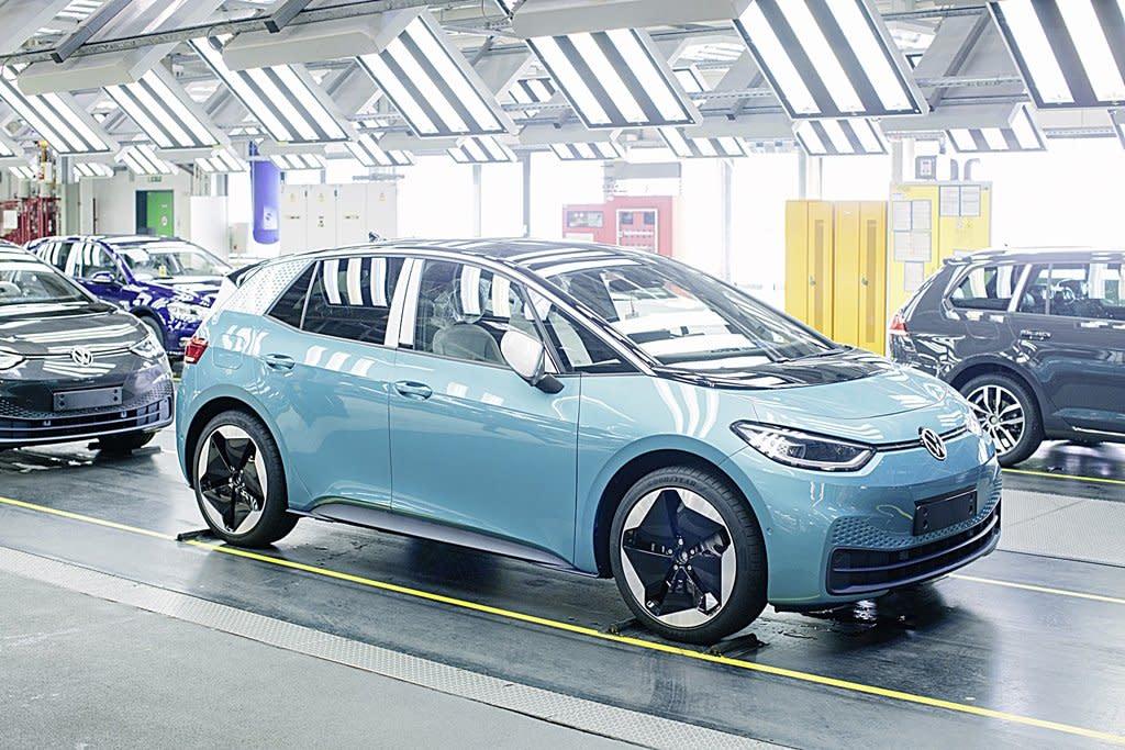 電動車年代可能提早來到?VW加速電動化年產百萬電動車的計畫進度提前2年