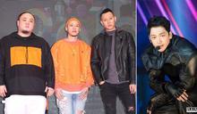 連續2年倒數 韓星RAIN與IN2IT助陣台北新年城