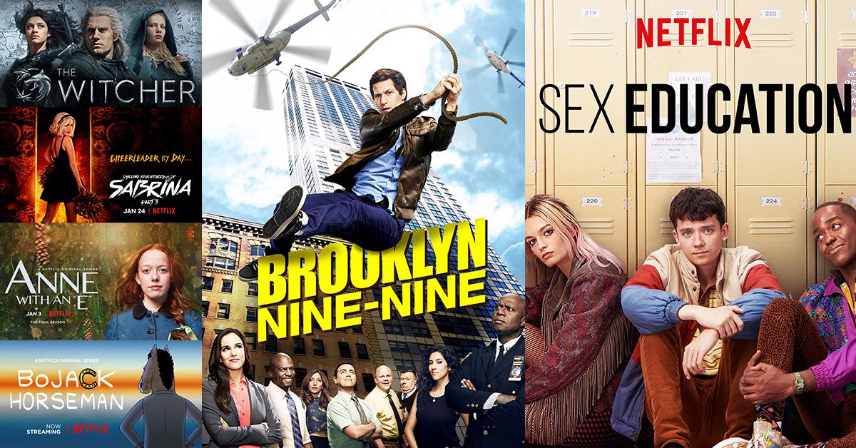 過年追劇看什麼?Netflix、亞馬遜、Apple TV+強檔1月片單攻略