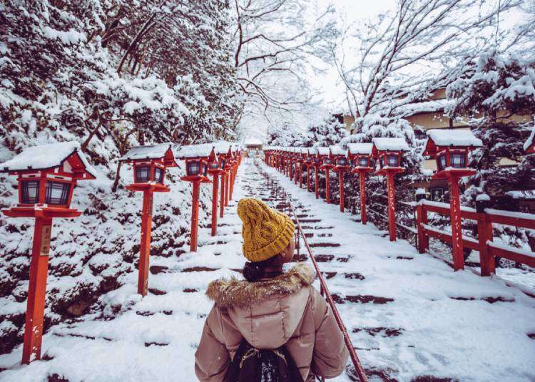 冬天遊京都要這樣準備行李!京都在地人建議的冬天服裝&搭配技巧
