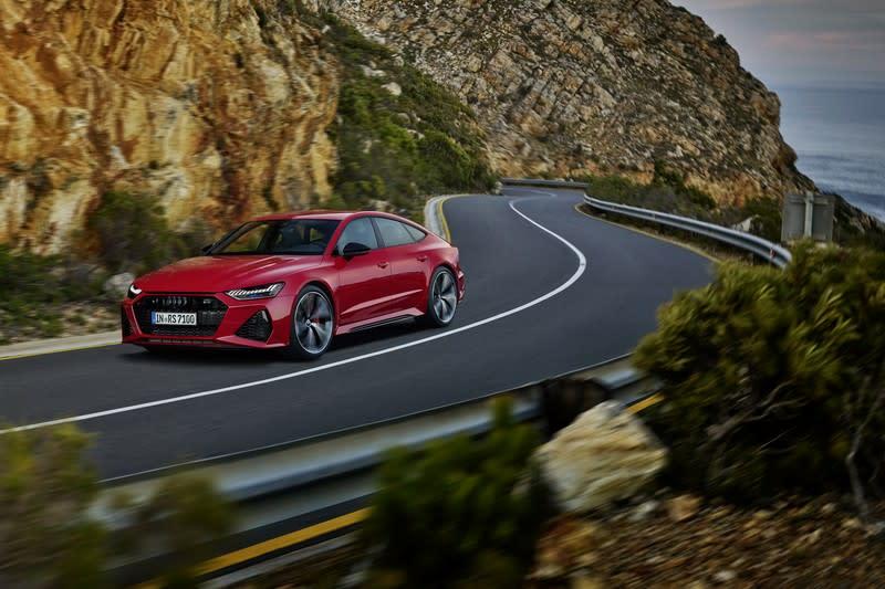 【2019法蘭克福車展】RS 6 Avant後,當然就換Audi RS家族第二位兇狠又帥氣的RS 7 Sportback登場